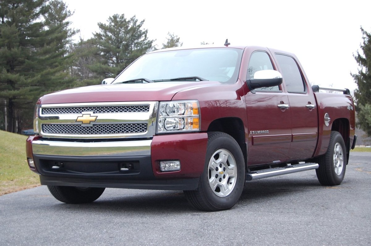 ways to increase chevrolet silverado 1500 gas mileage. Black Bedroom Furniture Sets. Home Design Ideas