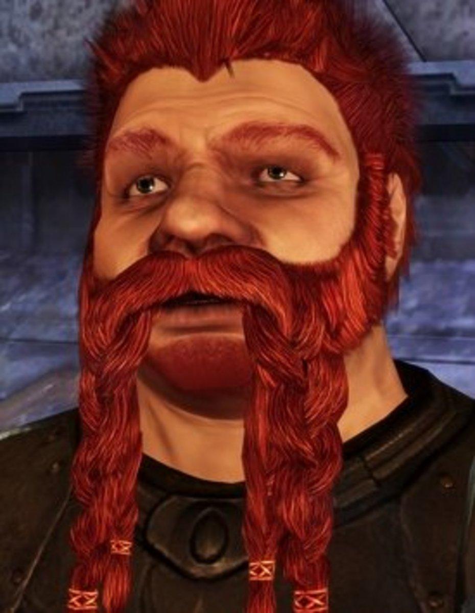Oghren from Dragon Age Awakening