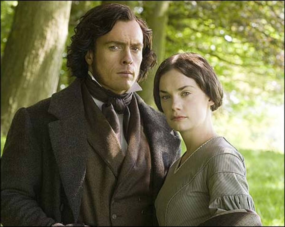 with jane eyre appearing in a