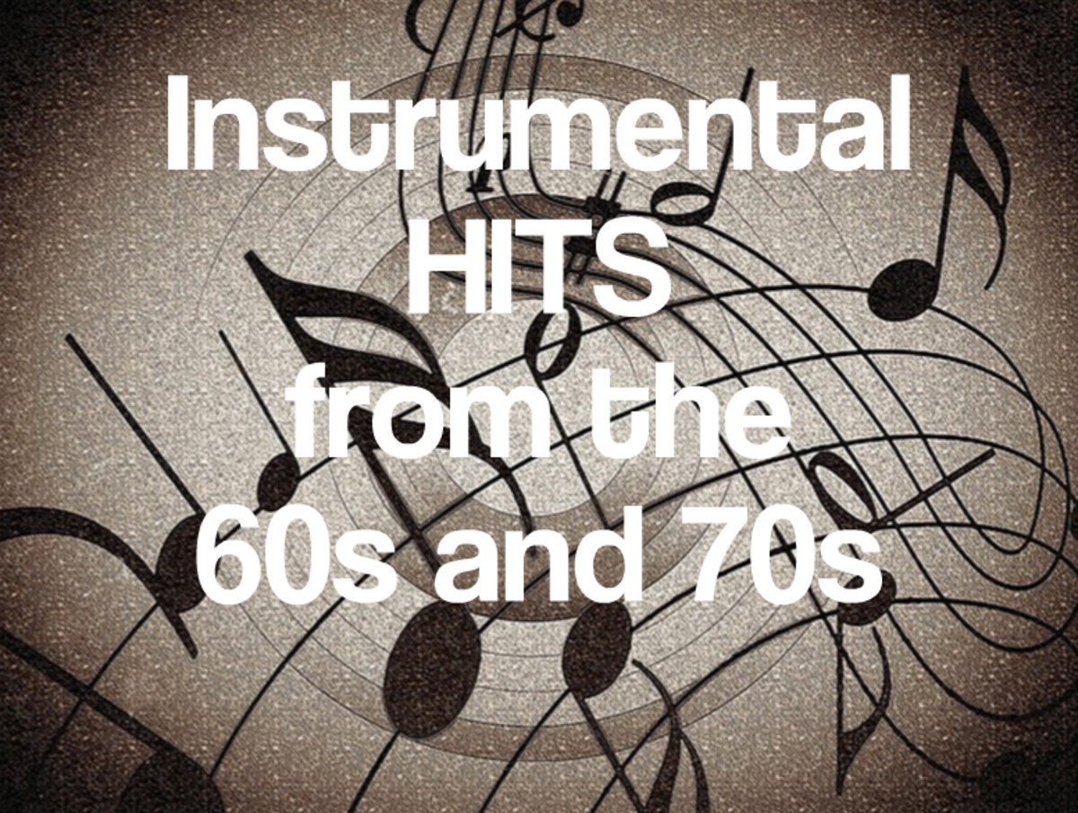 Instrumental Hits From the '60s and '70s