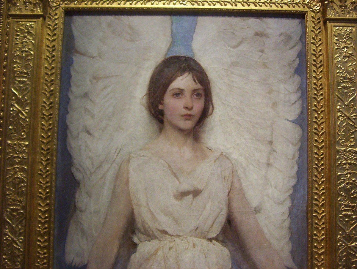 Angels in Western Culture: A Short History of Angels and Angelic Beings