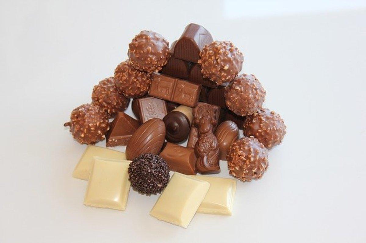 Sassy Chocolate Poem to Brighten Your Day!
