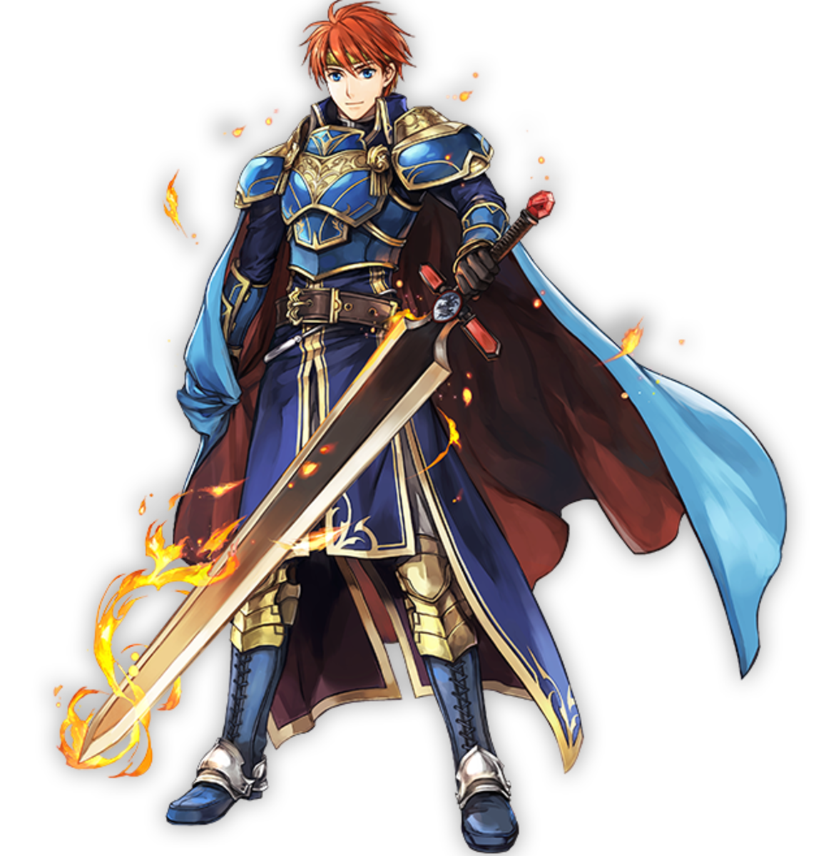 Eliwood With Durandal