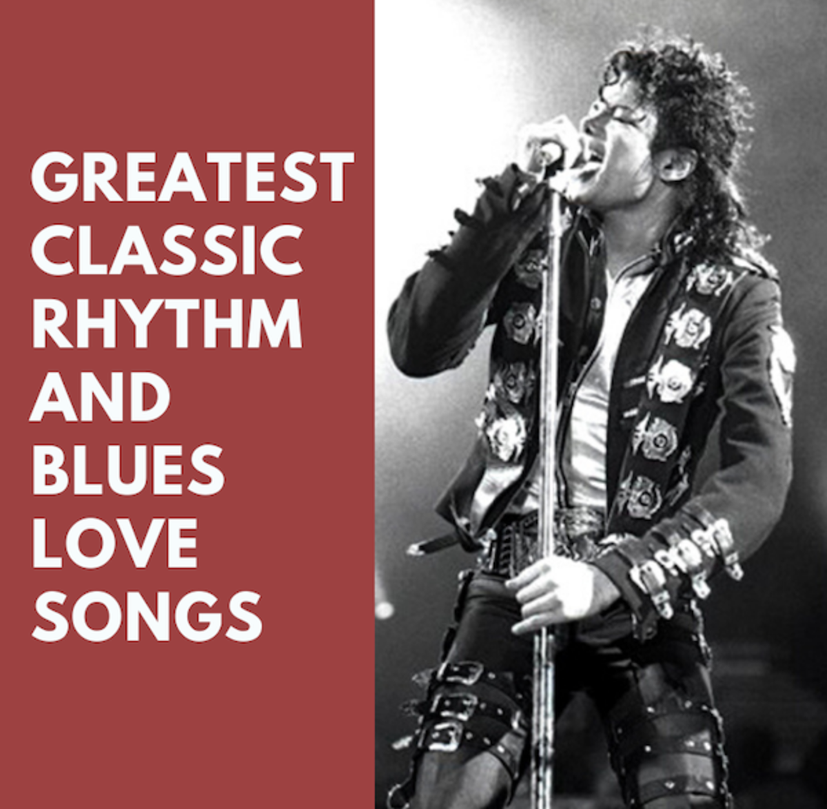 Ten Greatest Classic Rhythm and Blues Love Songs