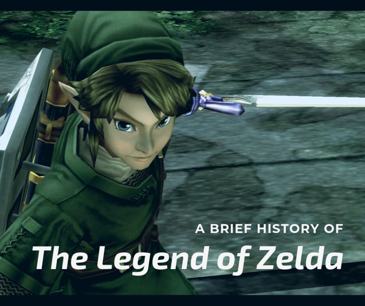 """""""The Legend of Zelda"""": A Series Sypnosis (1987–2009)"""