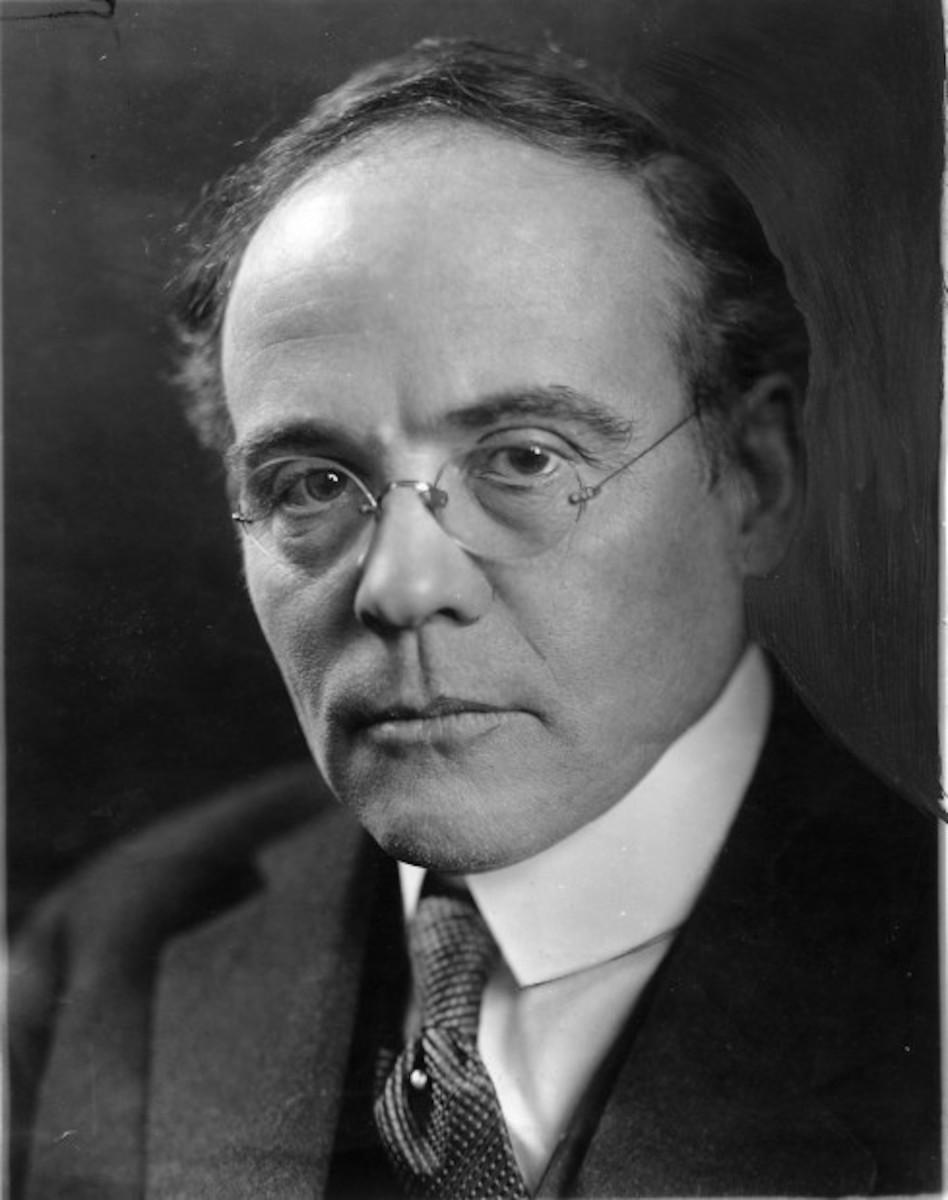Edgar Lee Masters - 1923