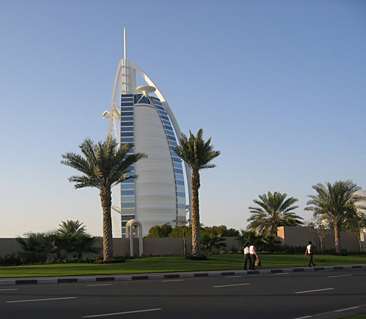 A fabulous holiday in Dubai is an exotic exotic and modern technology