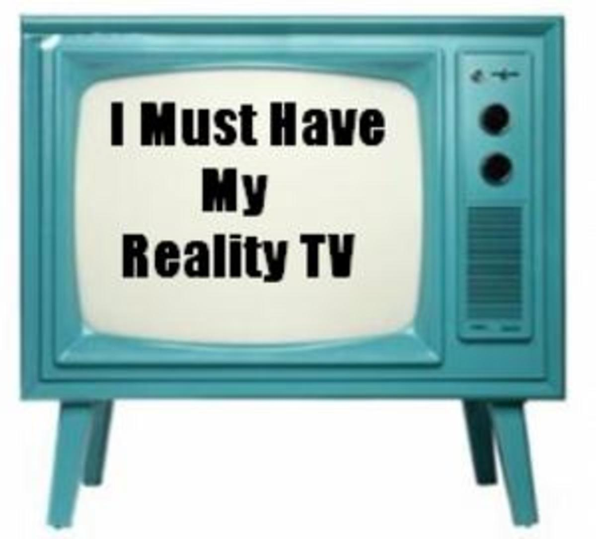 Best Reality TV Shows: A Junkie's List of Guilty Pleasures