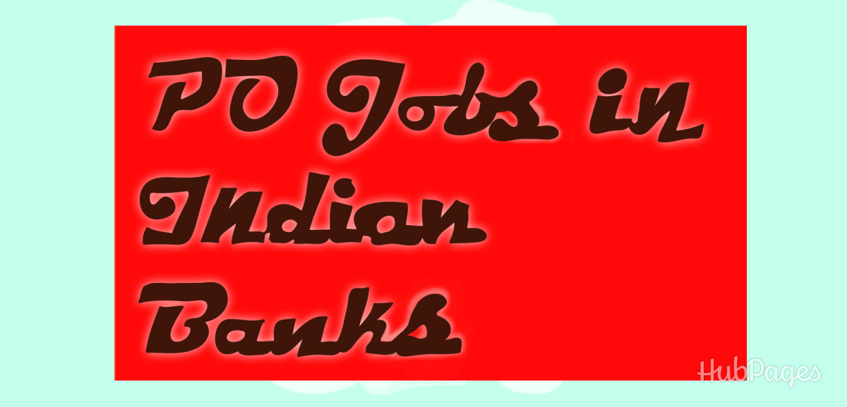 How to Get Probationary Officer (PO) Post in the Indian Banks ...