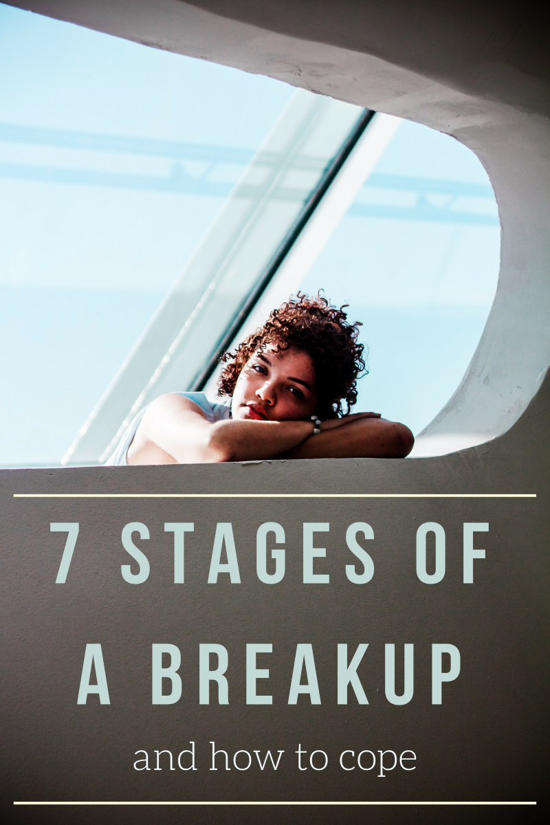Dealing with a breakup can feel impossible, but that's all part of the process.