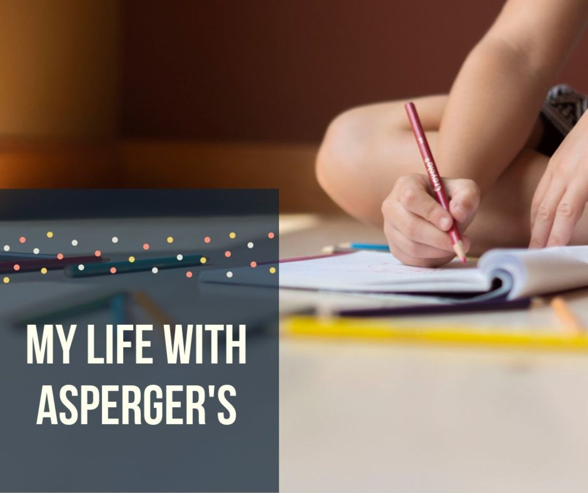 Learn what it is like living with Asperger's Syndrome
