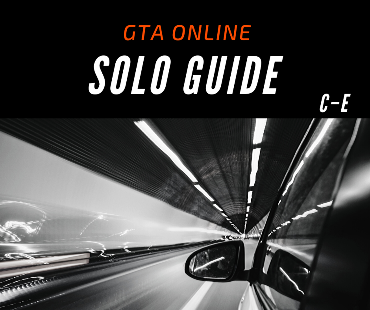 "This solo guide will help you make it through ""GTA Online."""