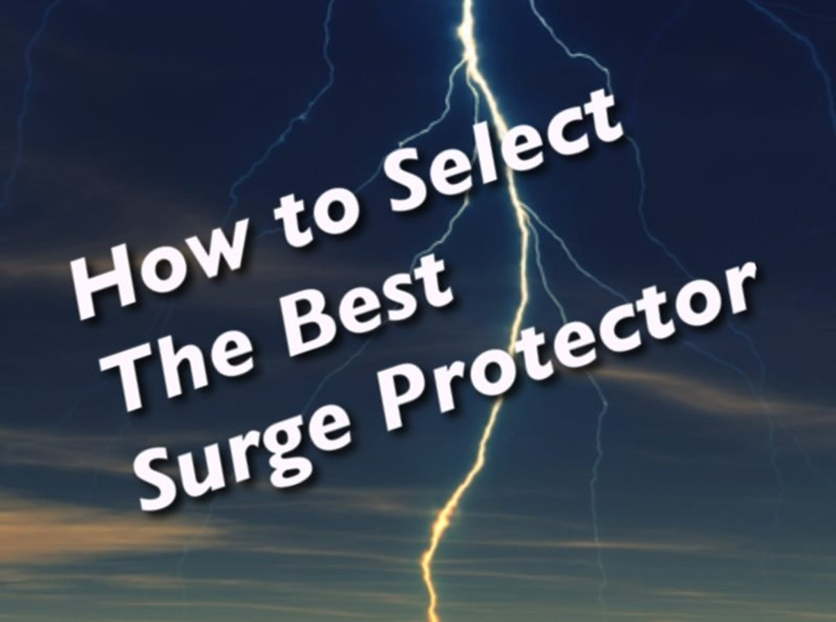 How to Protect Electronics from Lightning with the Correct Surge Protector