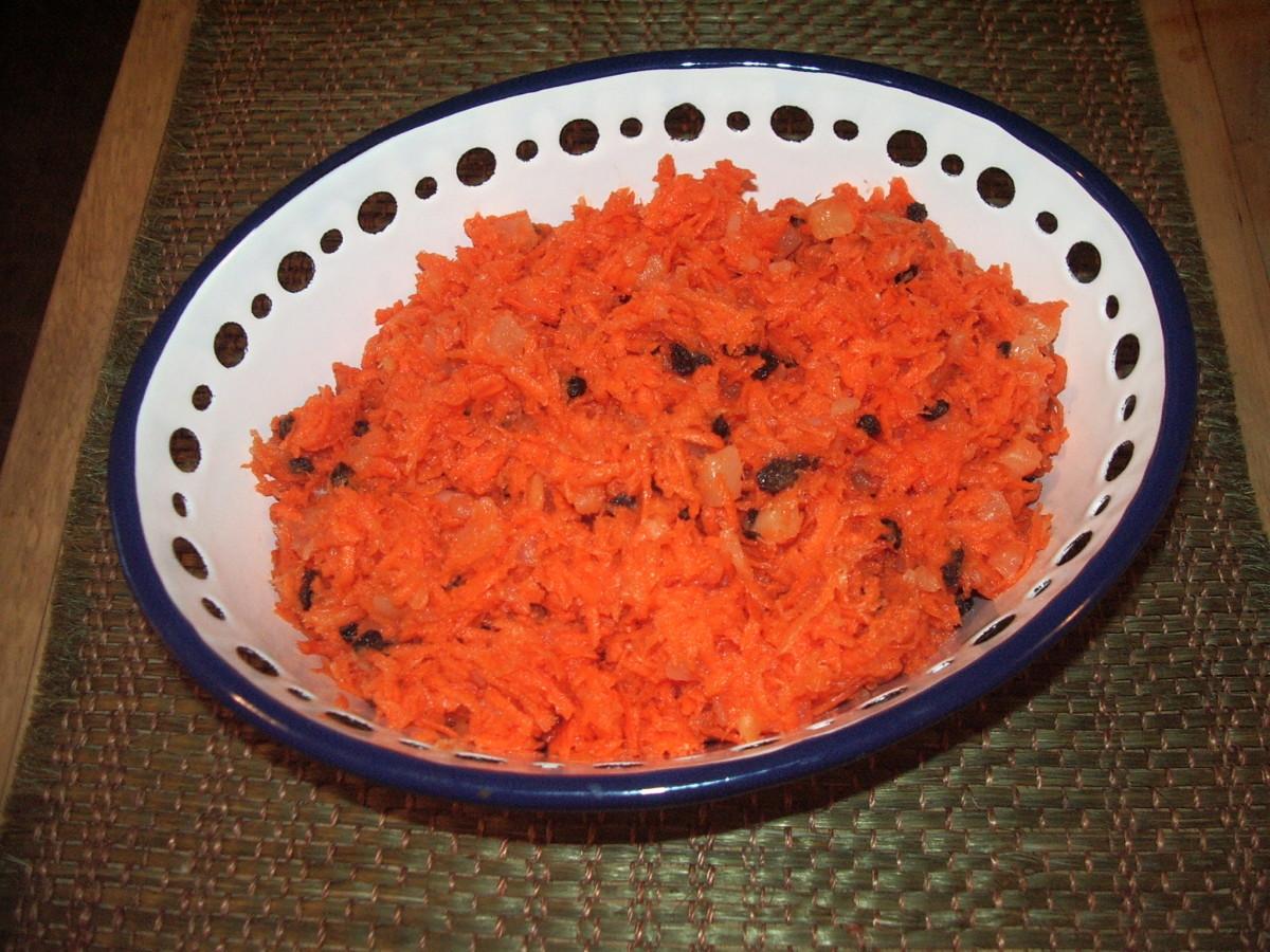 World's Best Carrot Salad Recipe