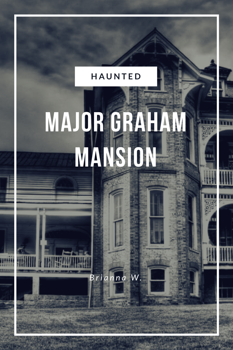 Major Graham Mansion - Haunted Virginia
