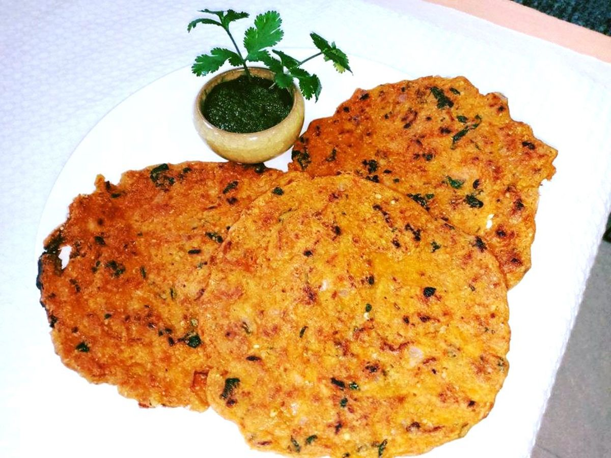 Oats Cheela Recipe: A North Indian Oat Pancake