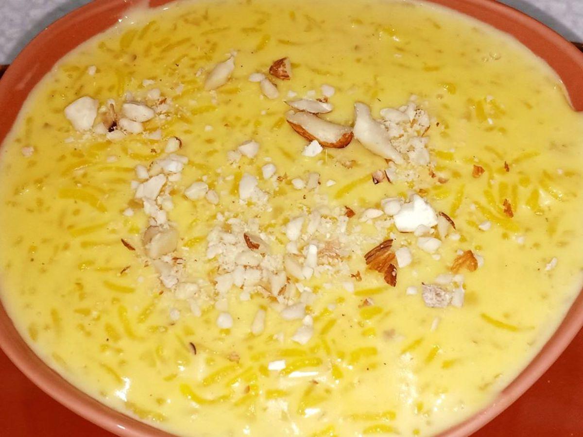 Rice Pudding (Chawal Ki Kheer) Recipe