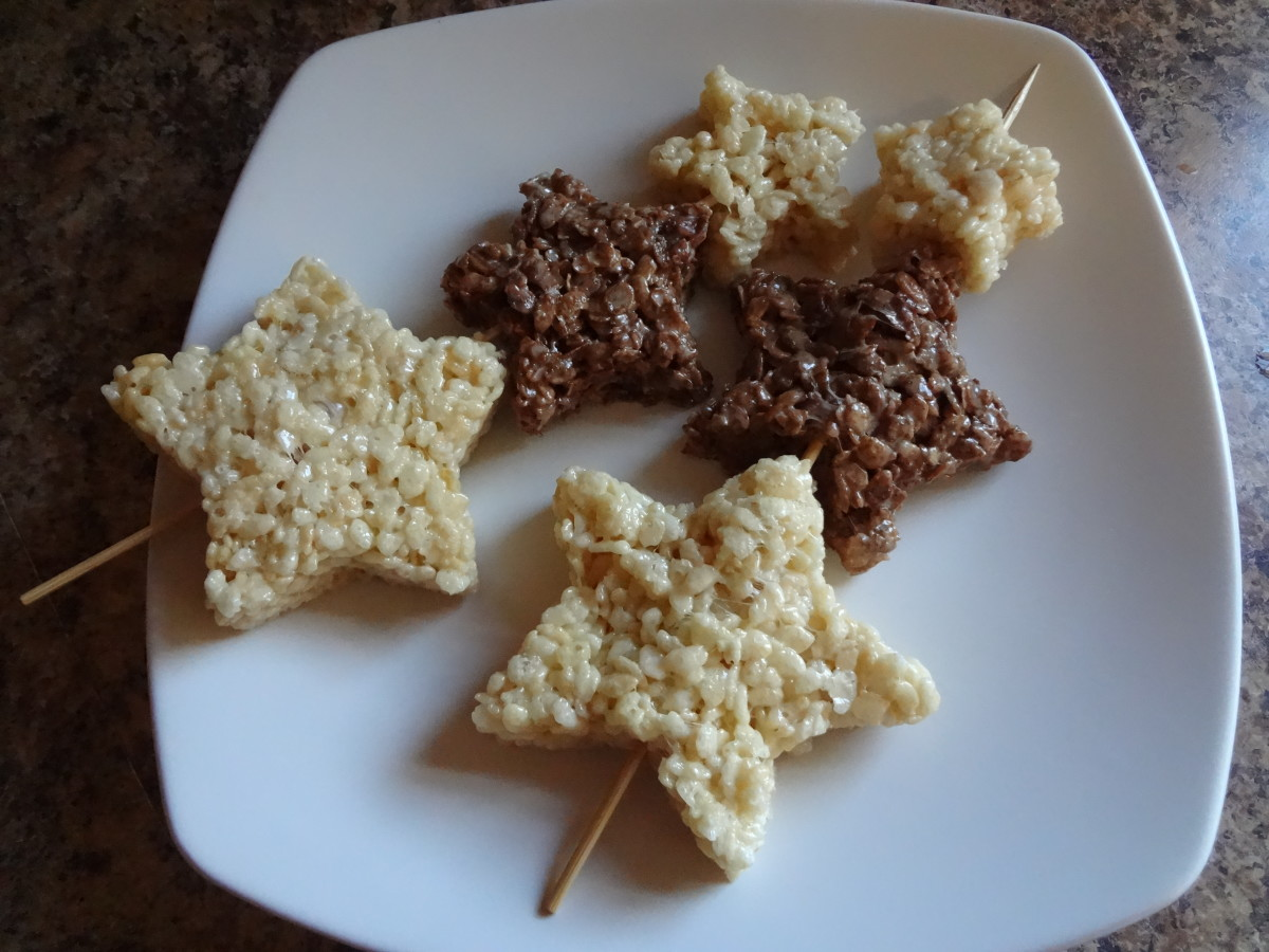 10 Delicious Rice Krispies Treats Recipe Variations