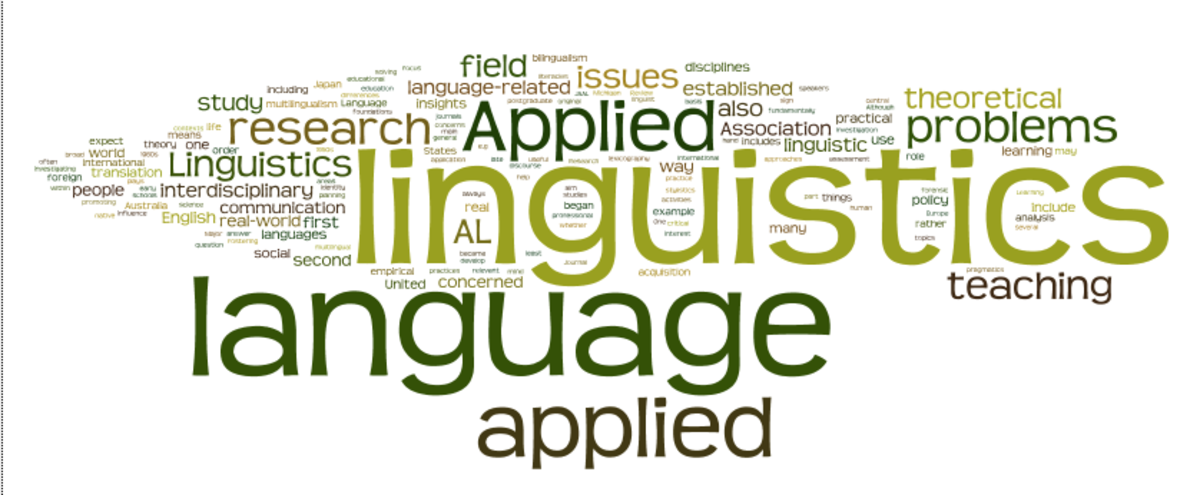 application of linguistics of english language Study for a ba english language & linguistics degree at king's college london  particularly in english language and linguistics  application deadline:.