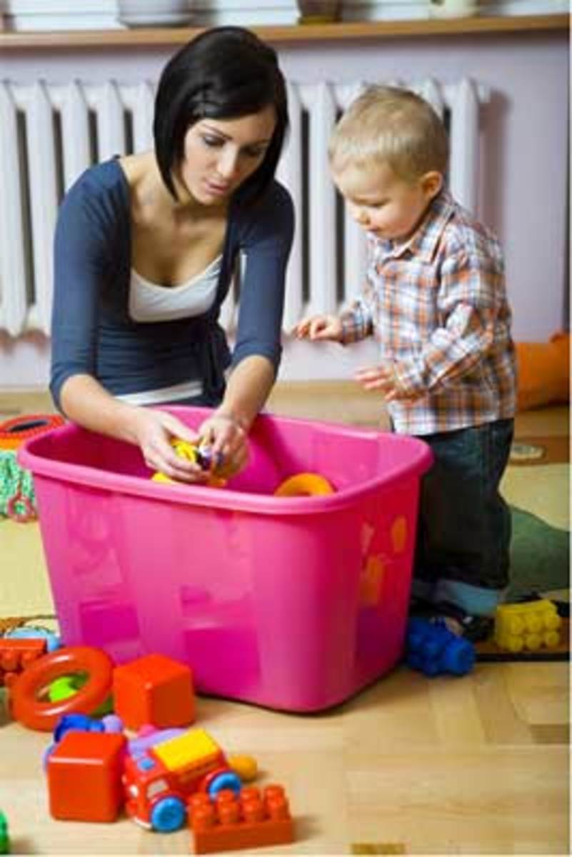 Sharing a Nanny:  A Viable Childcare Option for Canadian Parents
