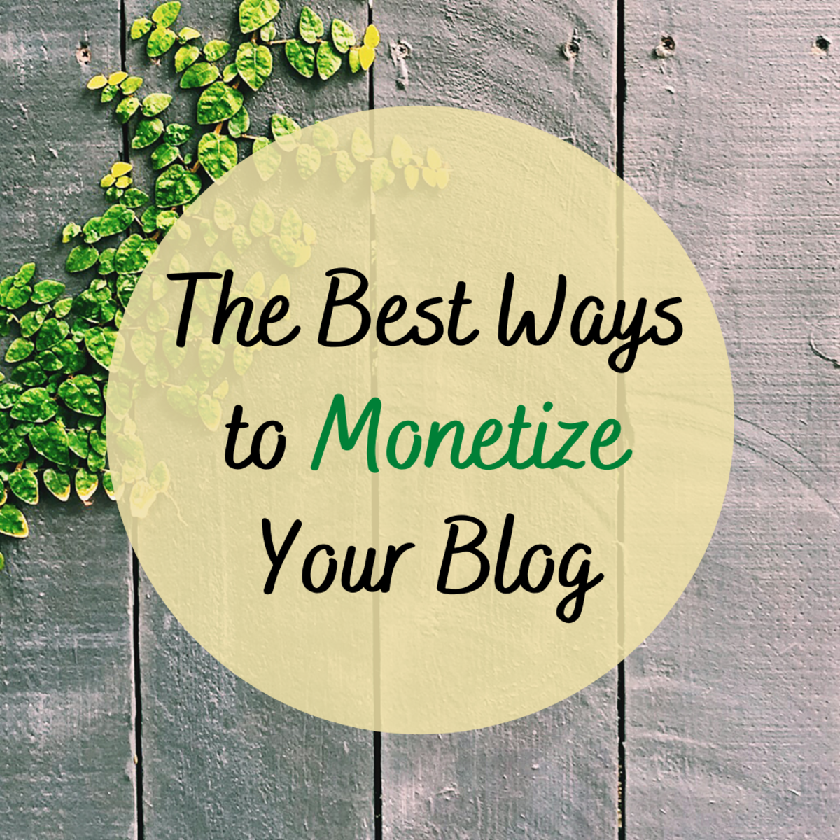 Discover some methods for making money off your blog, from selling products to featuring tailored ads.