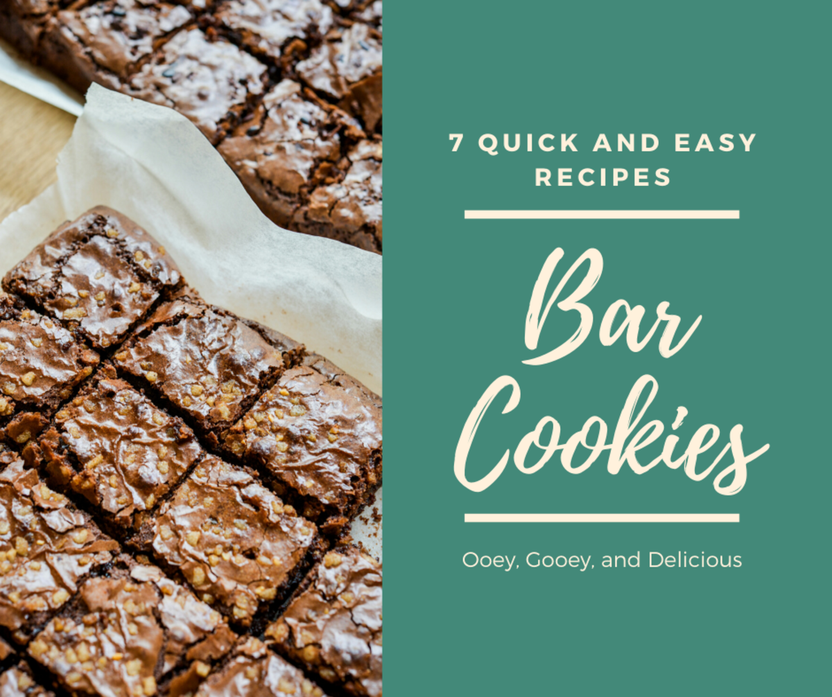 Bar Cookies: 7-Layer Cookies, Brownie Bars, and More
