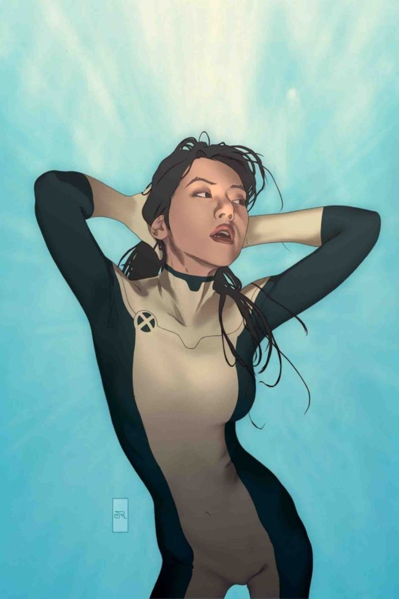 Mainstream Comic Books Featuring Lesbian Super Heroes