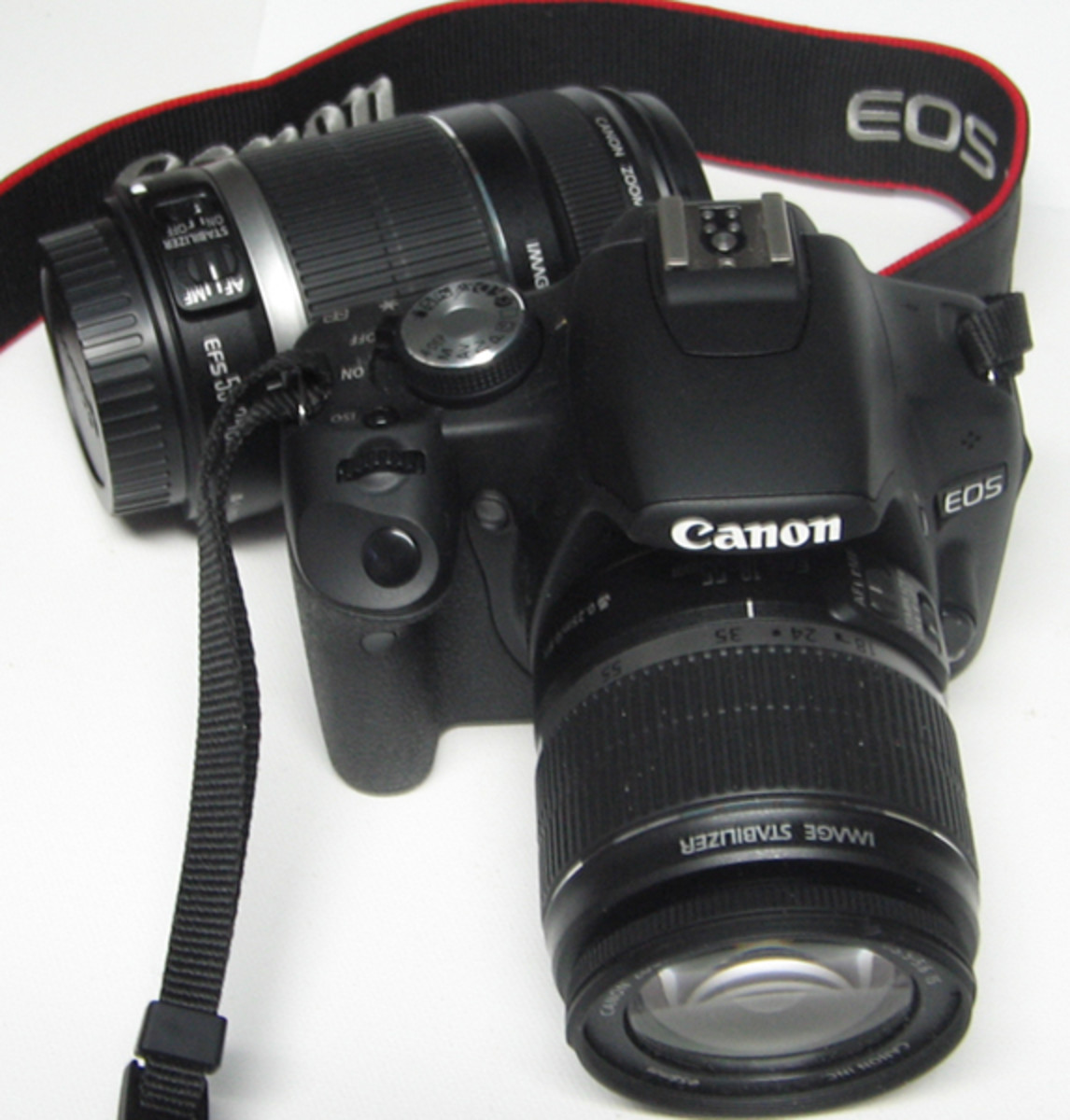 Digital Photography—Canon DSLR 500D Camera ds126231
