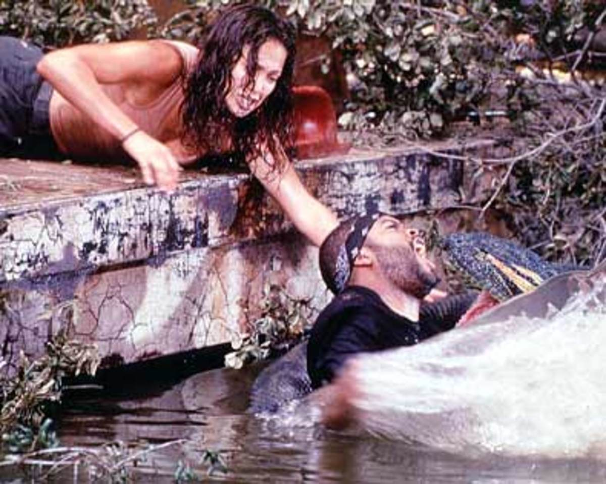 Ice Cube and J. Lo in Anaconda