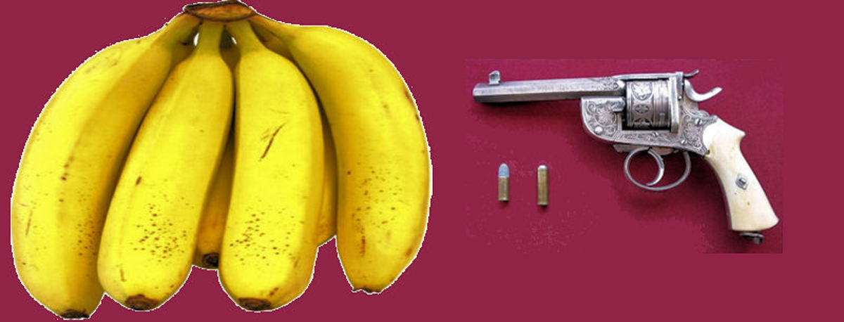 Fear of Bananas, Strange Phobias, and How to Cure Them