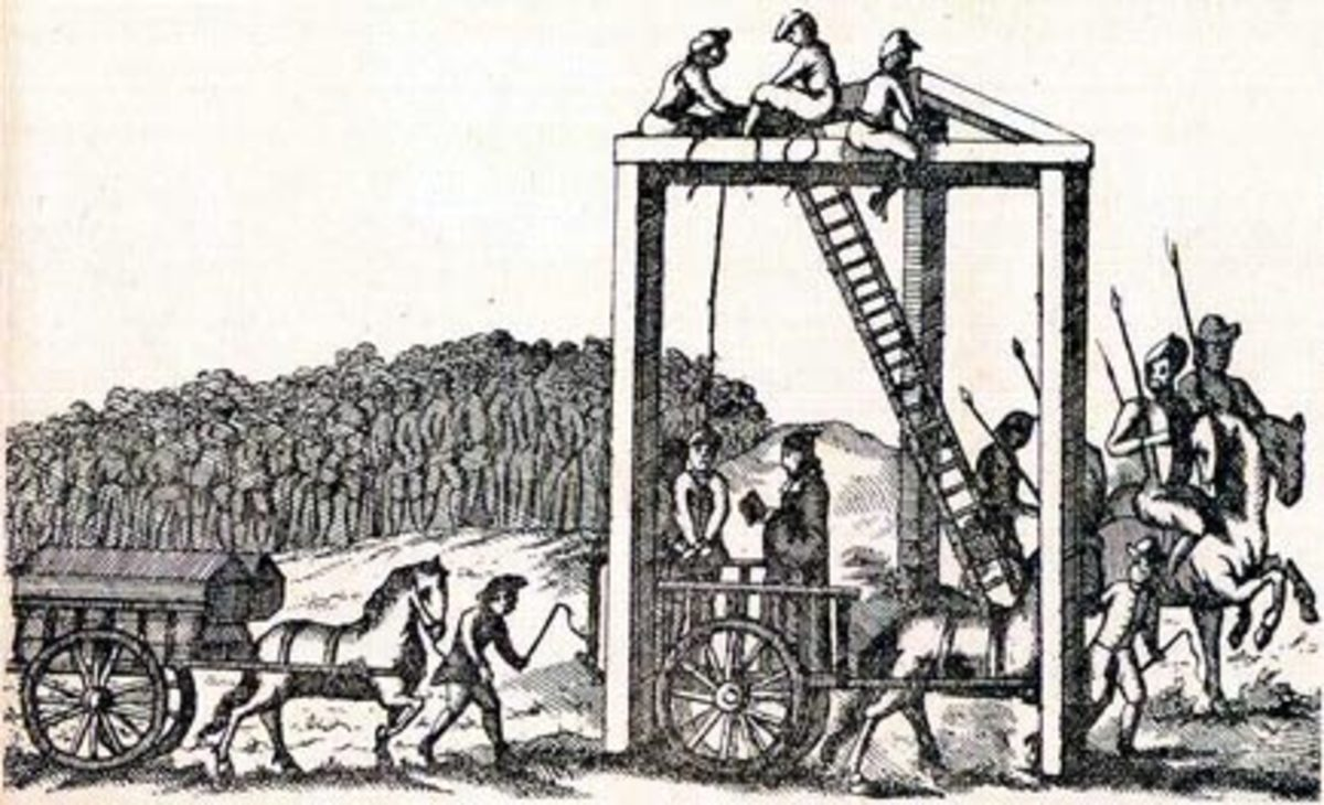 Famous Executions at Tyburn