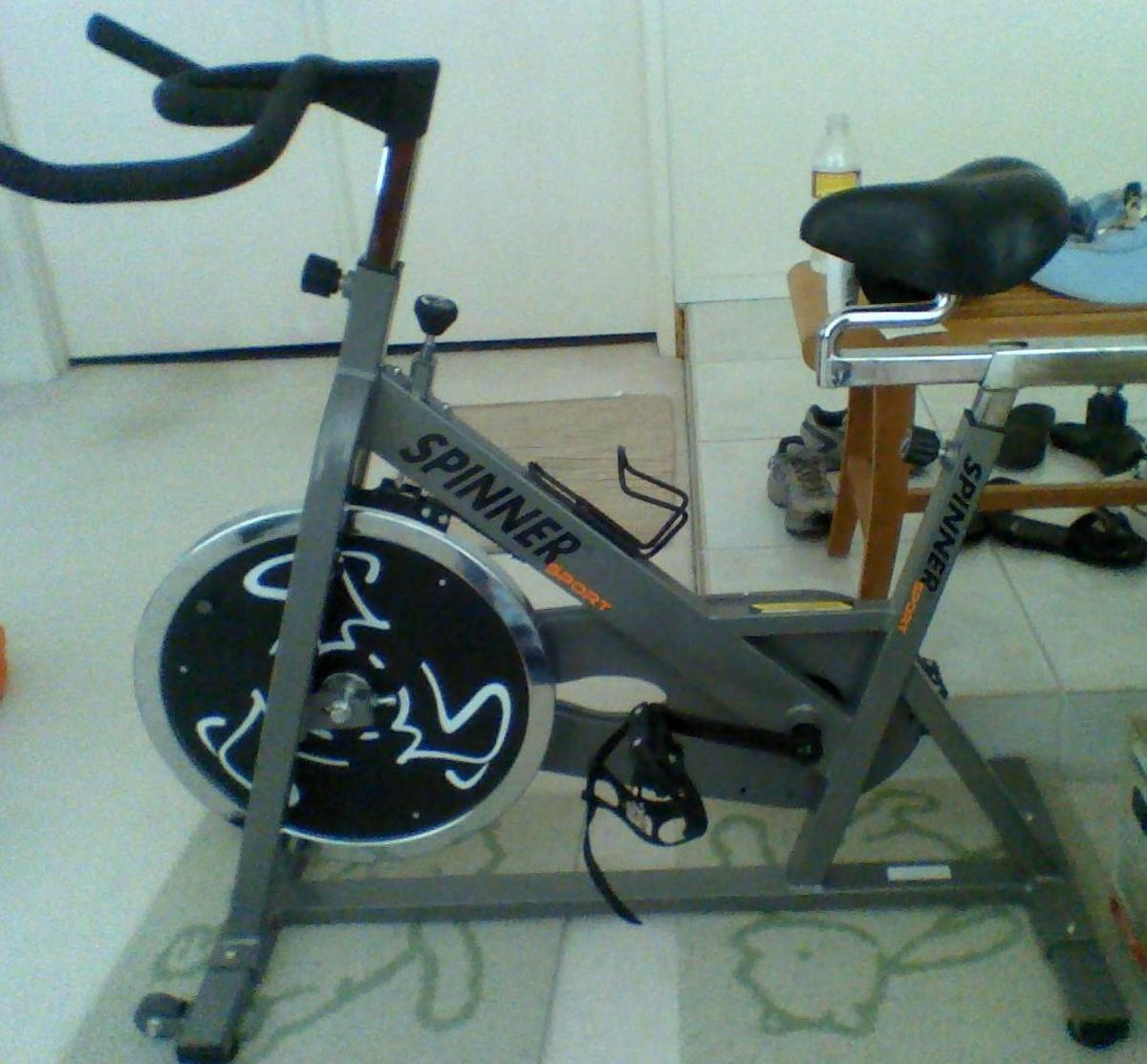 Spinner Sport Excercise Bike Review