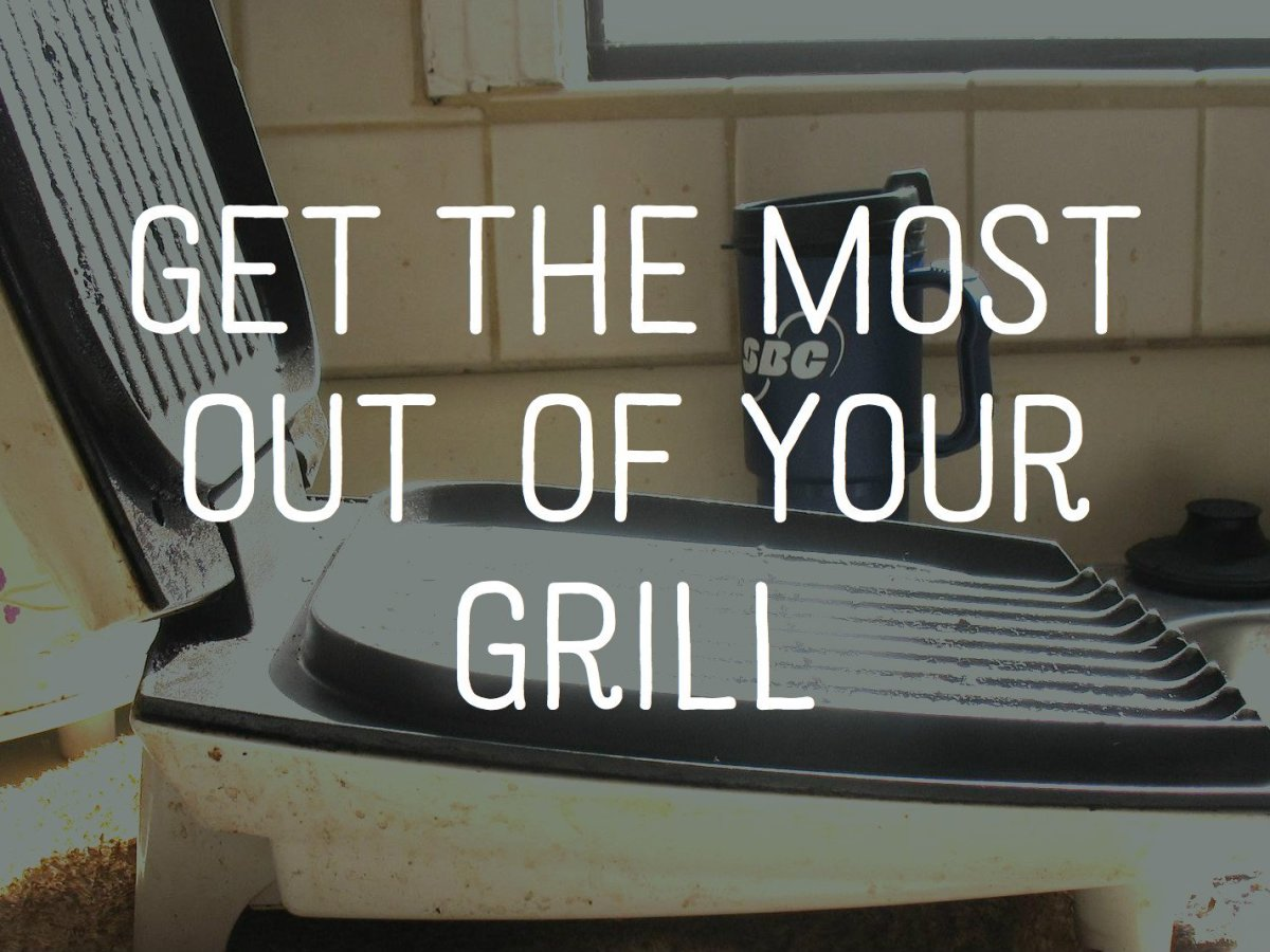 How to Use a George Foreman Grill: Dos and Don'ts