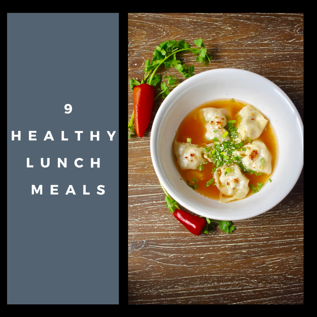 My Favorite Weight Watchers Recipes: 9 Healthy Lunch Meals