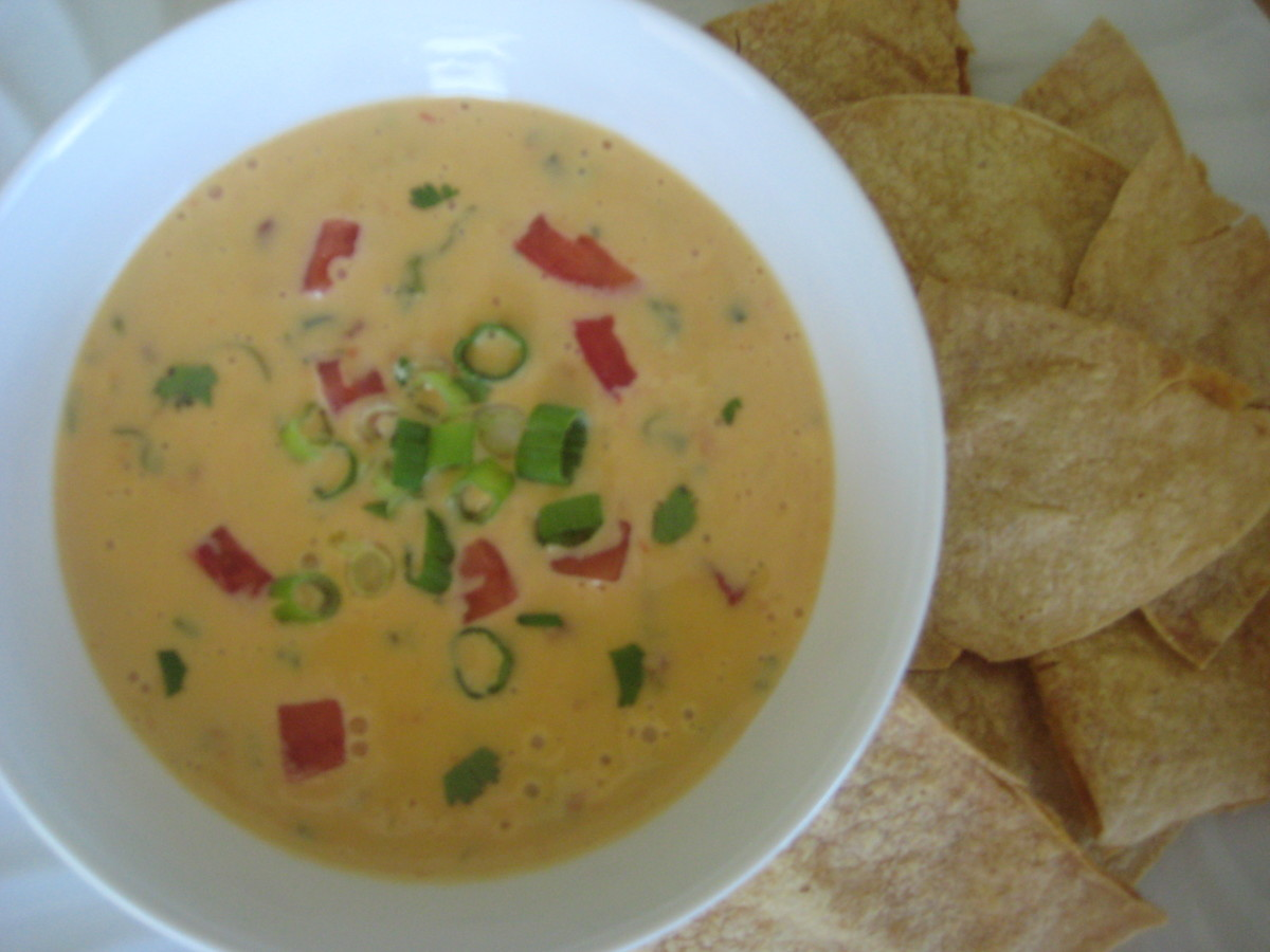 The Best Queso Dip Recipe Ever