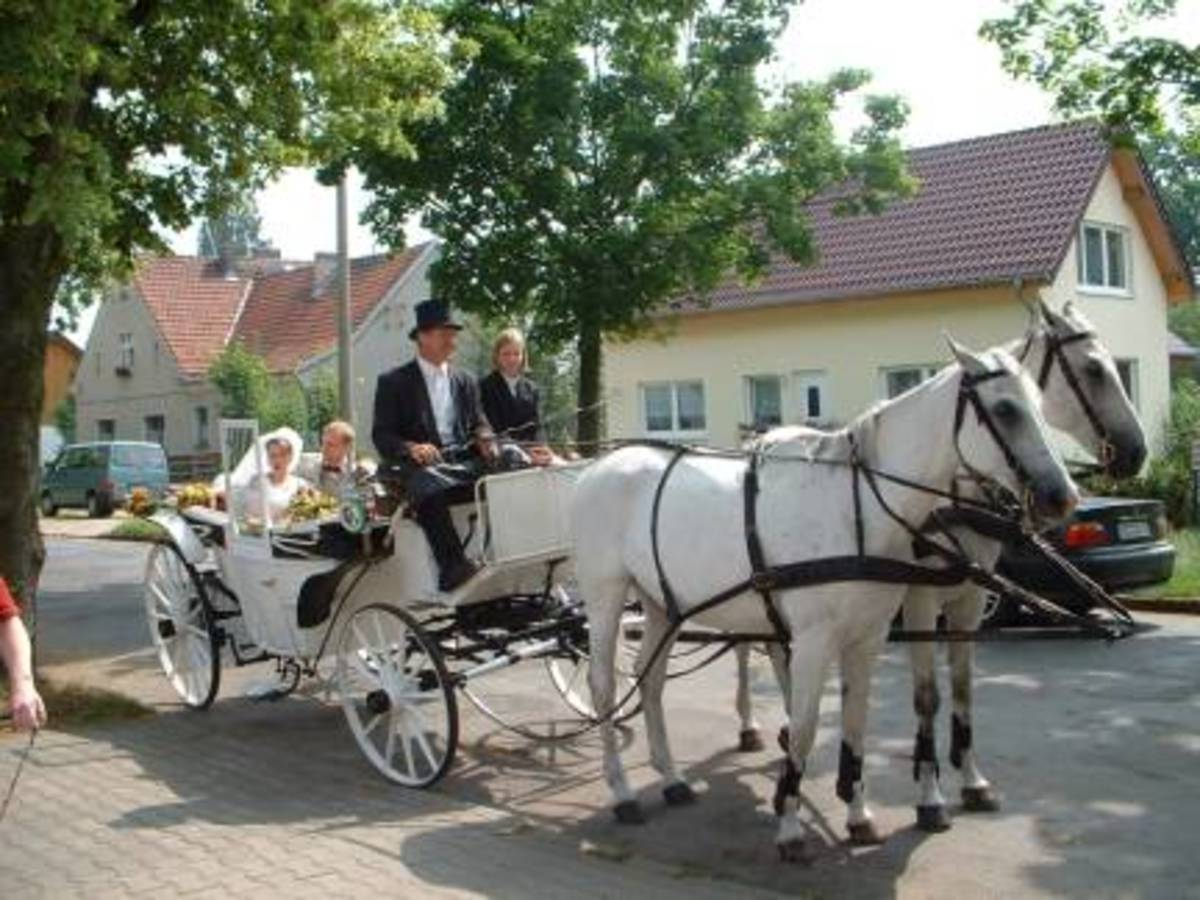 German Wedding Customs