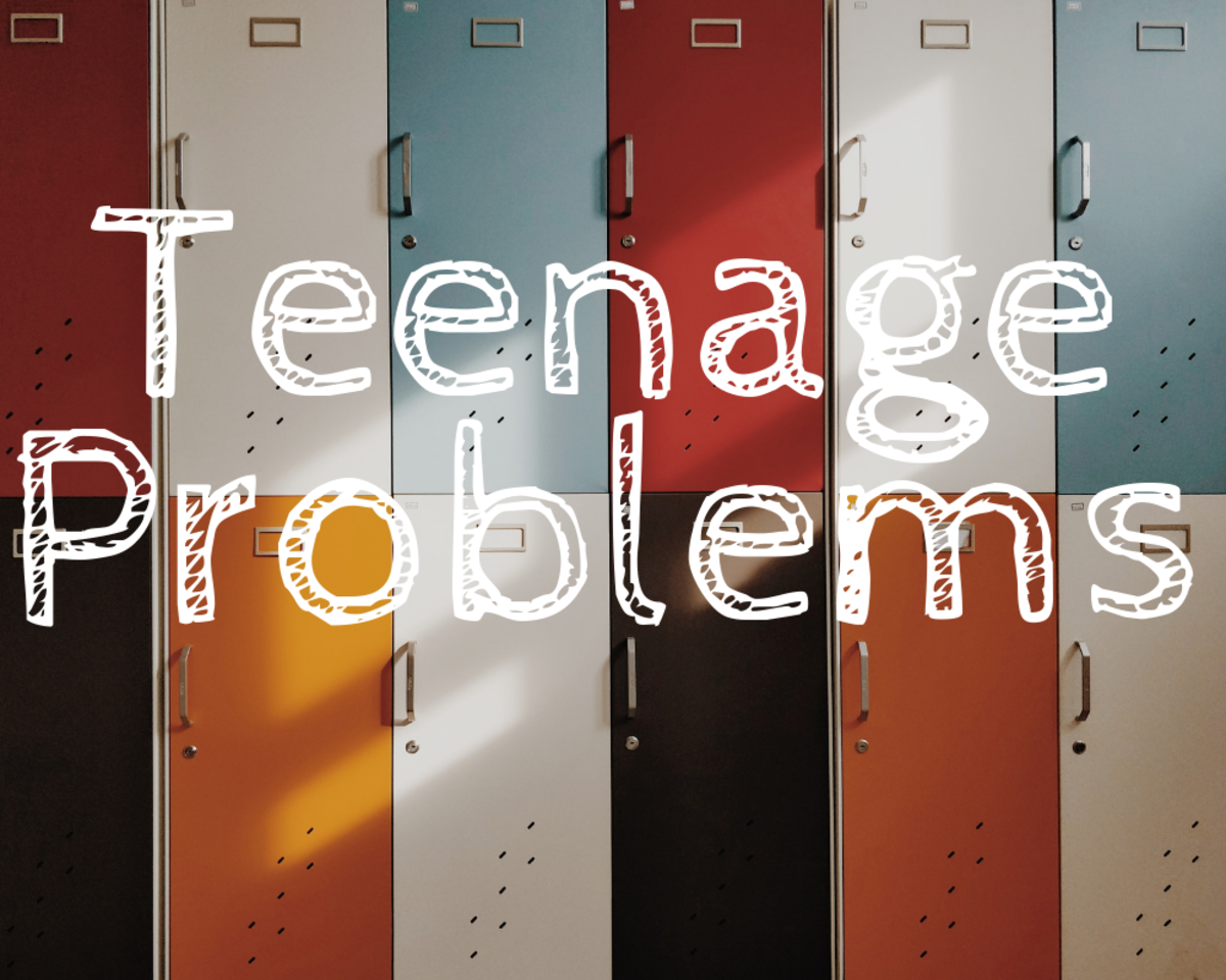 10 Common Problems and Issues Teenagers Face Today