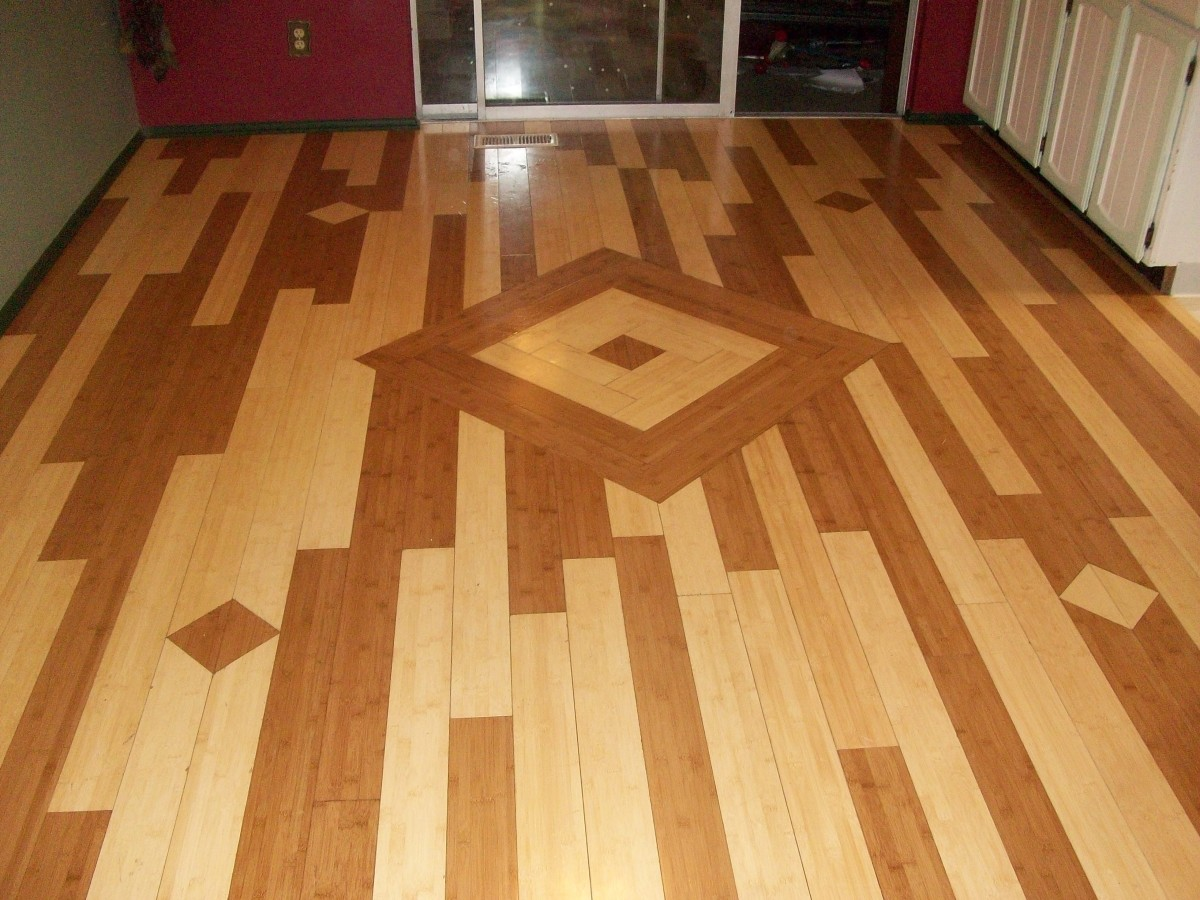 My first hardwood floor