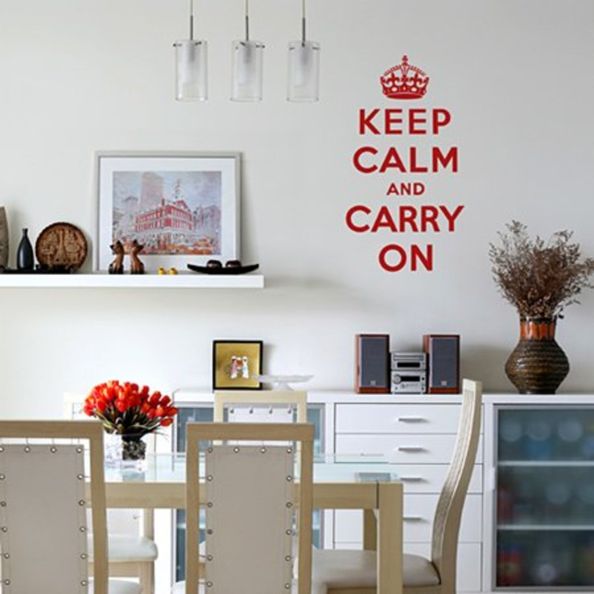 How to Remove Wall Stickers and Decals