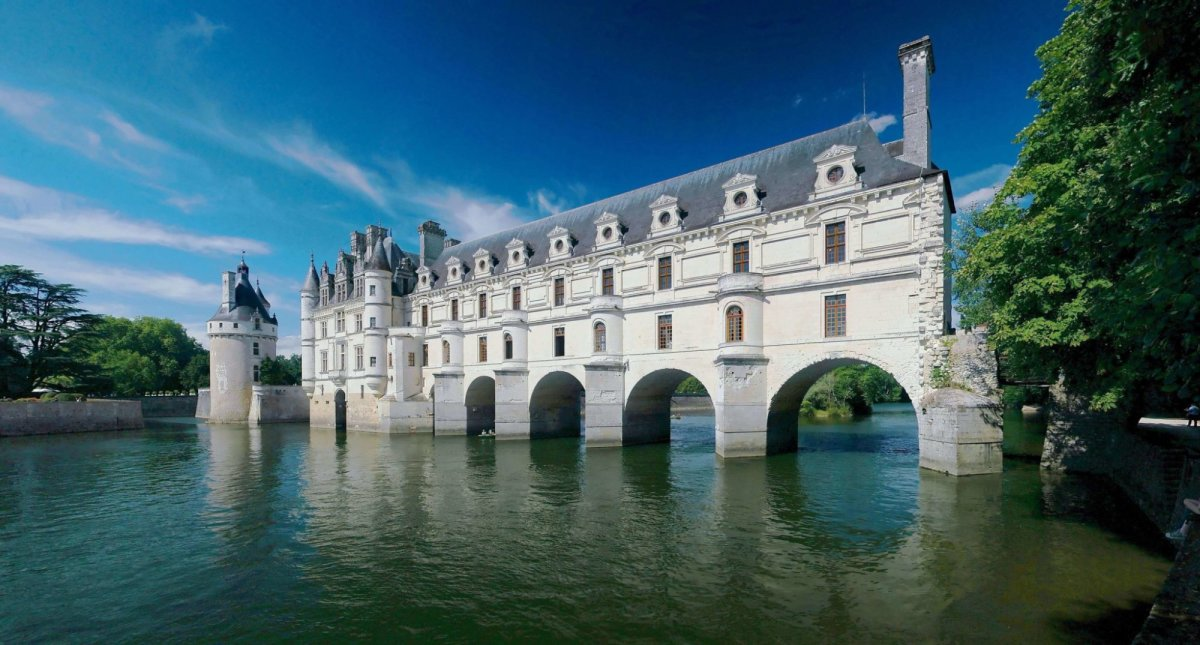 Chateau de Chenonceau – I wish this was my house!