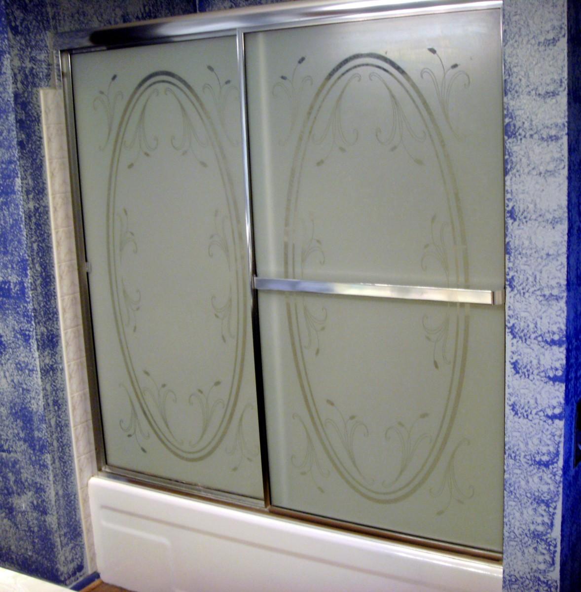 How To Install A Bathtub Tub Shower Door Dengarden