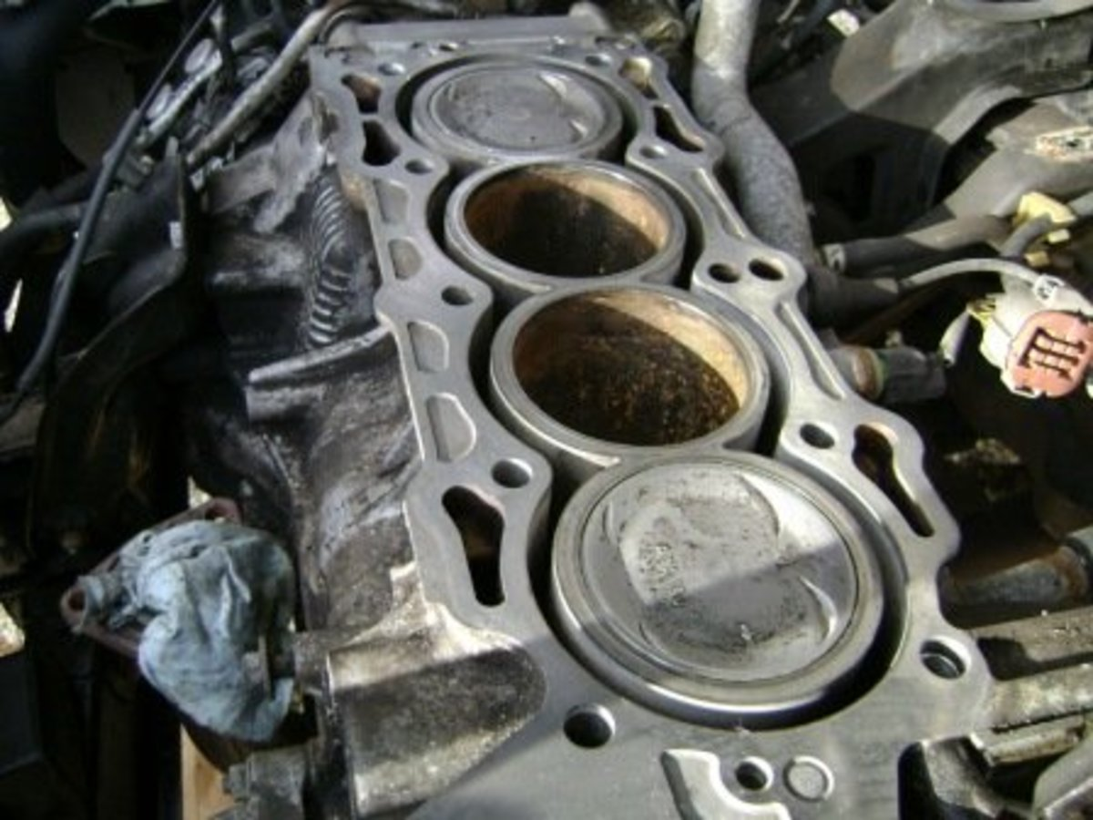 How to Repair a Honda Accord Head Gasket (1999-2000)
