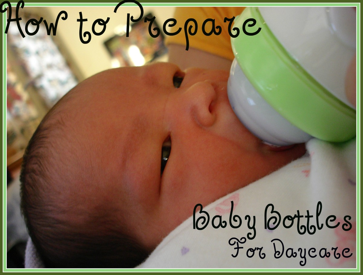 How to Prepare Baby Bottles for Daycare (Formula & Breastmilk)