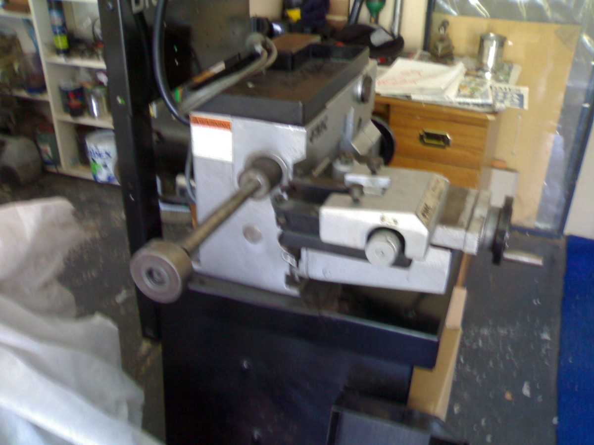 New and Used FMC/John Bean Brake Lathes for Your Workshop