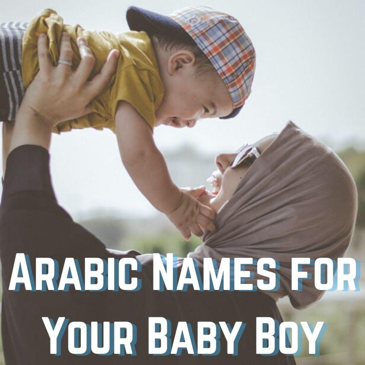 Arabic Baby Boy Names