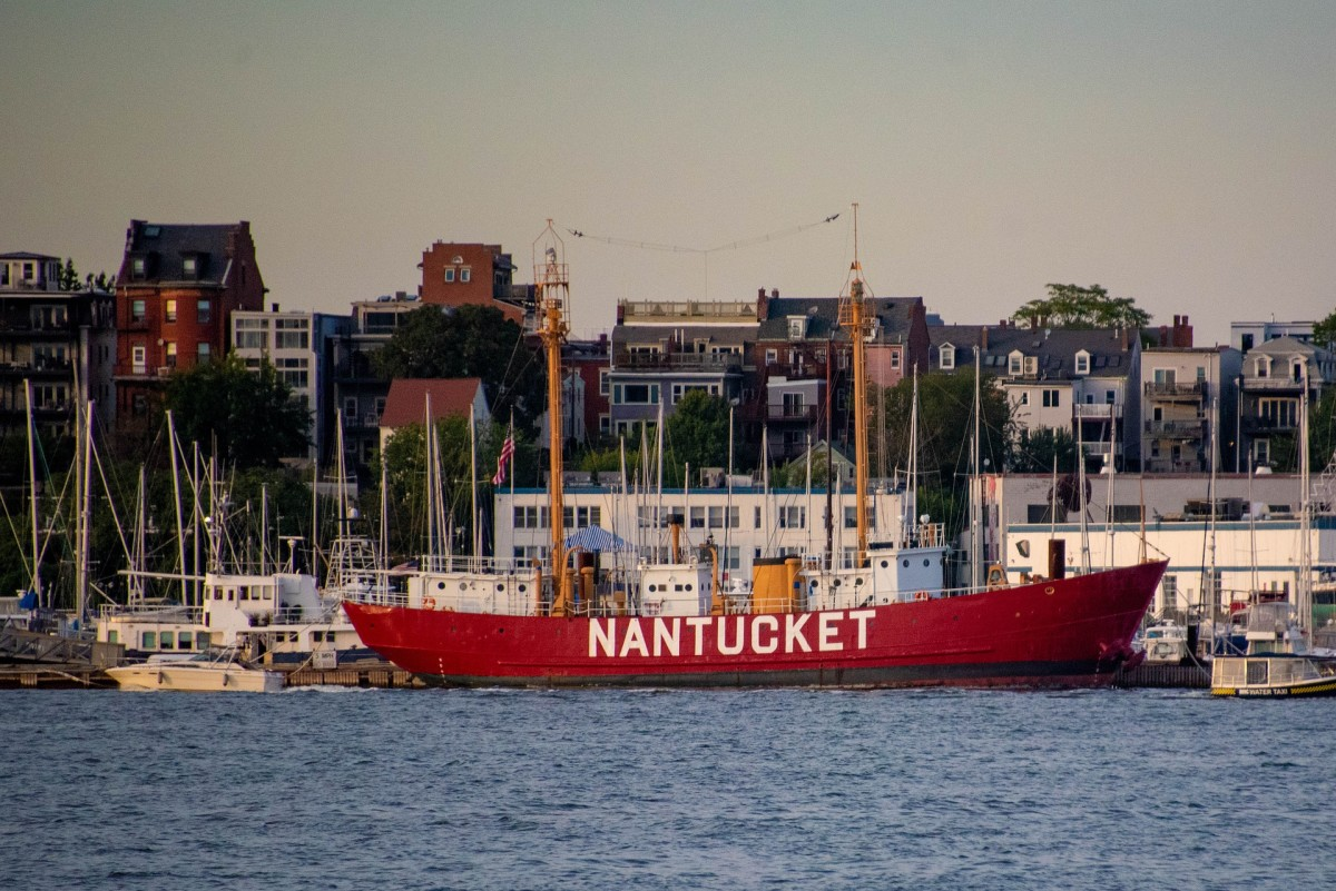There Once Was a Man (and a Woman) From Nantucket
