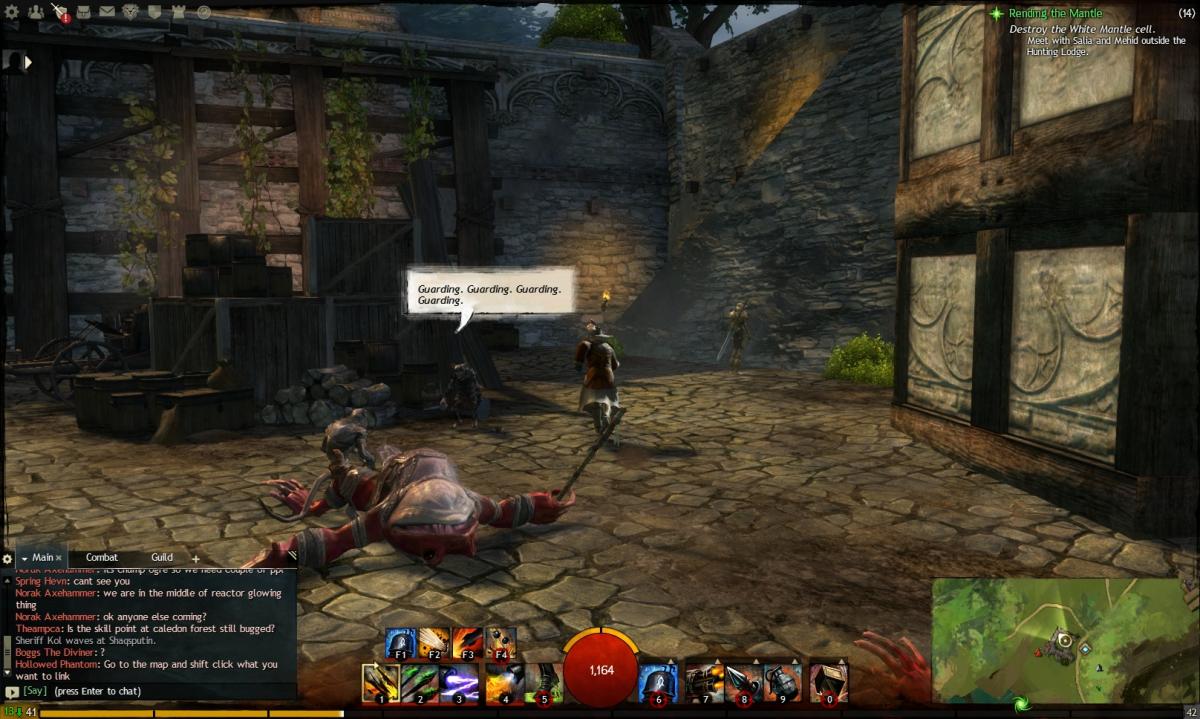 """Guild Wars 2"" Vista Location Guide: Metrica Province"
