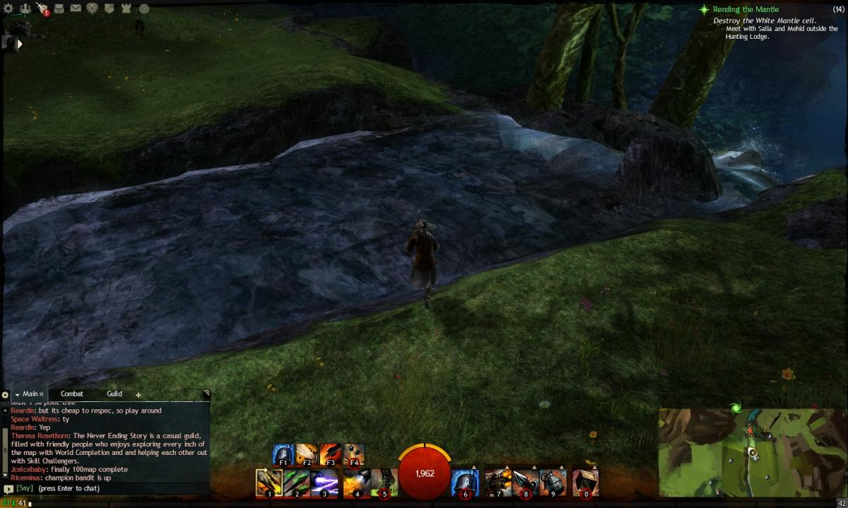"""Guild Wars 2"" Vista Location Guide: Kessex Hills"
