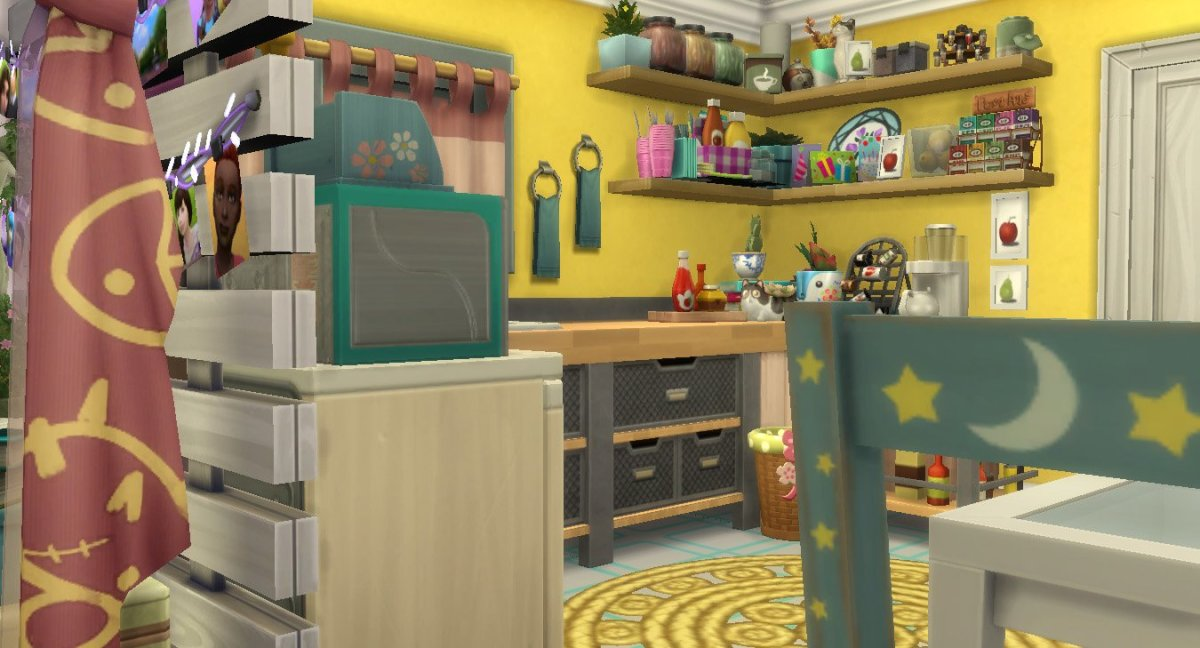 """The Sims 4"" Building for Beginners: Layering Clutter for a Lived-In Look"