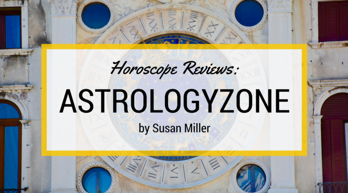 Horoscope Review: The Best Online Monthly Horoscope by Susan Miller at Astrologyzone.com